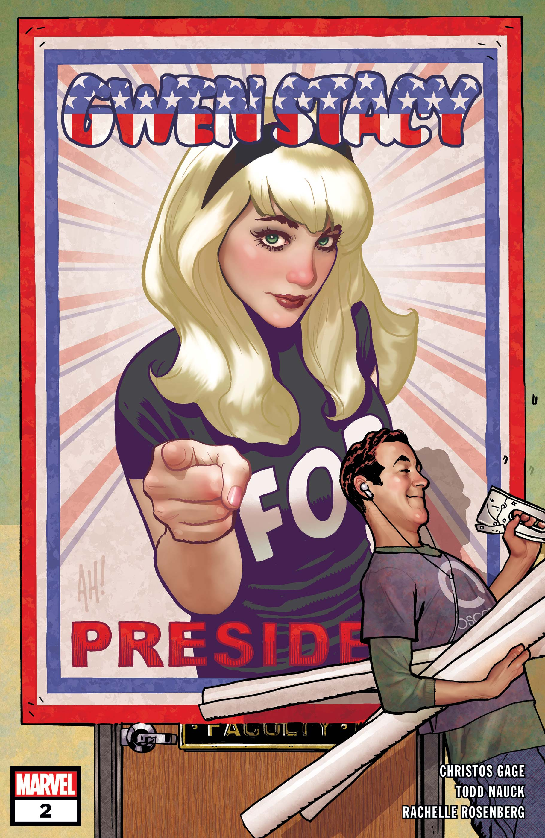 Gwen Stacy (2020) #2