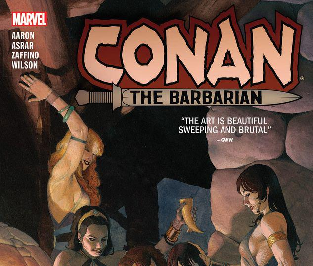 CONAN THE BARBARIAN VOL. 2: THE LIFE AND DEATH OF CONAN BOOK TWO TPB #2