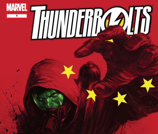 Thunderbolts: International Incident (2008) #1