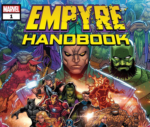EMPYRE HANDBOOK 1 #1