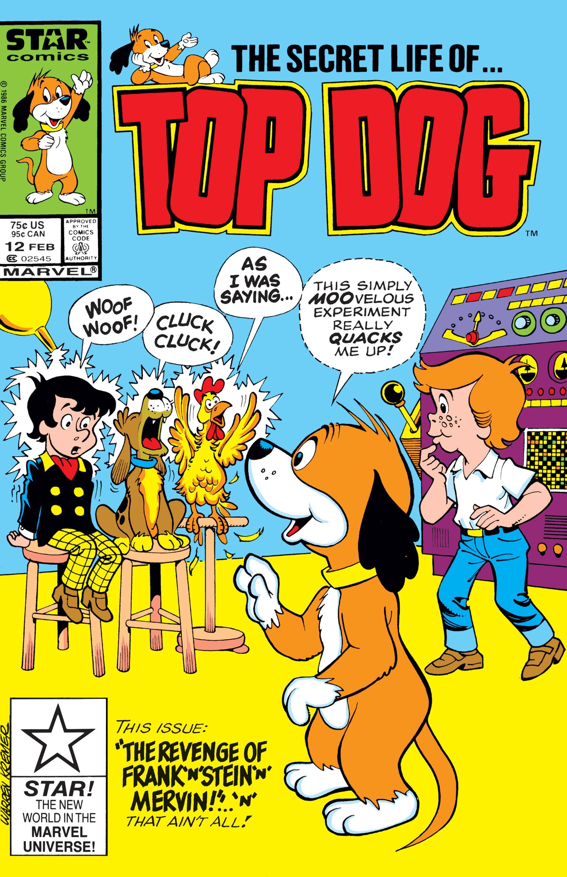 Top Dog (1985) #12