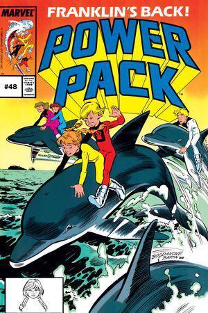 Power Pack (1984) #48
