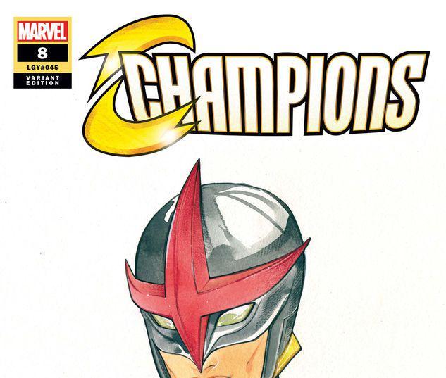 Champions #8
