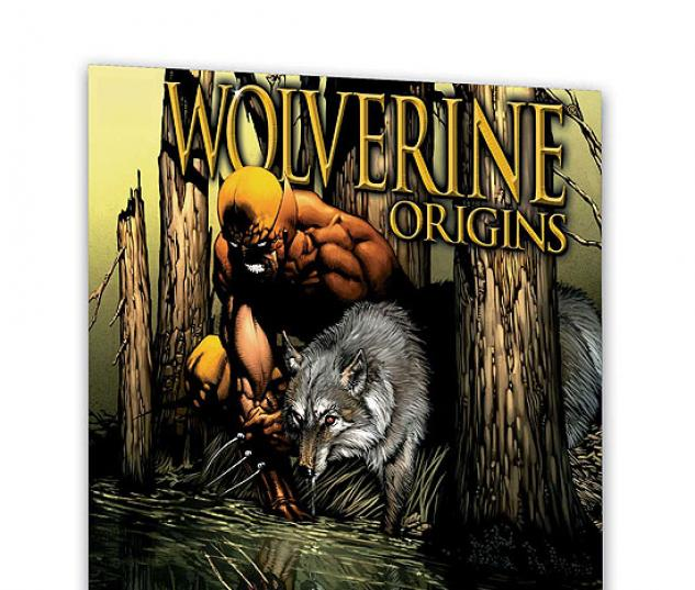 WOLVERINE: ORIGINS VOL. 1 - BORN IN BLOOD COVER