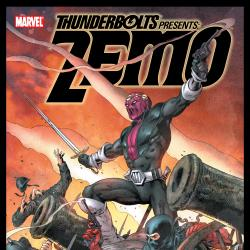 THUNDERBOLTS PRESENTS: ZEMO - BORN BETTER #0