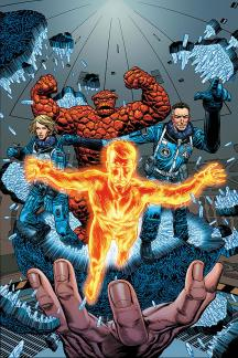Fantastic Four: First Family #6