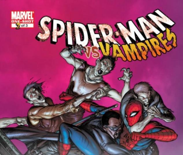 Spider-Man Vs. Vampires Digital Comic (2010) #2
