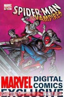 Spider-Man Vs. Vampires (2010) #2