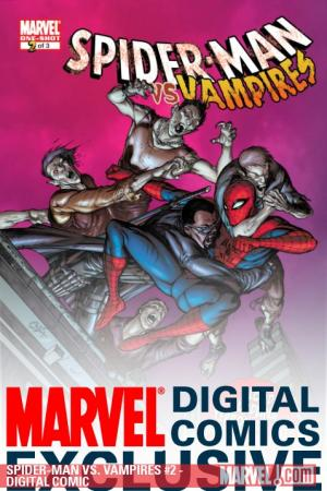 Spider-Man Vs. Vampires Digital Comic #2