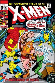 Uncanny X-Men (1963) #67