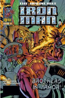 Iron Man #9