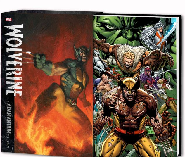 Wolverine: The Adamantium Collection