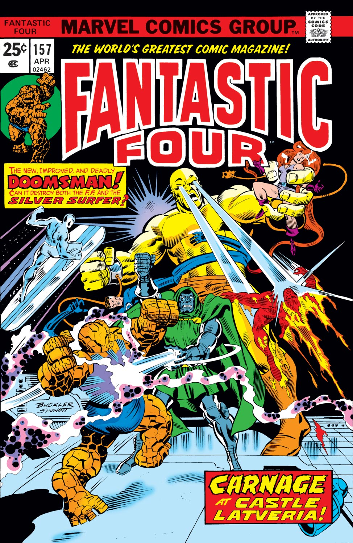 Fantastic Four (1961) #157