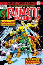 Fantastic Four (1961) #157 cover