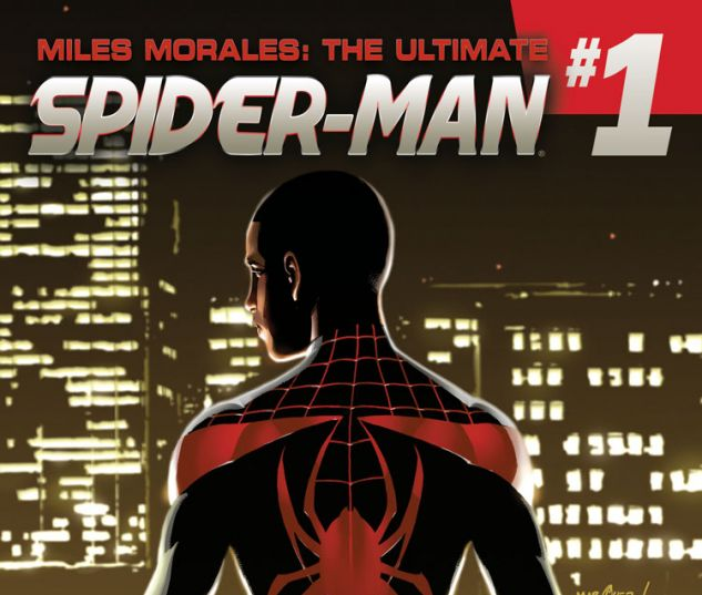 MILES MORALES: ULTIMATE SPIDER-MAN 1 (WITH DIGITAL CODE)