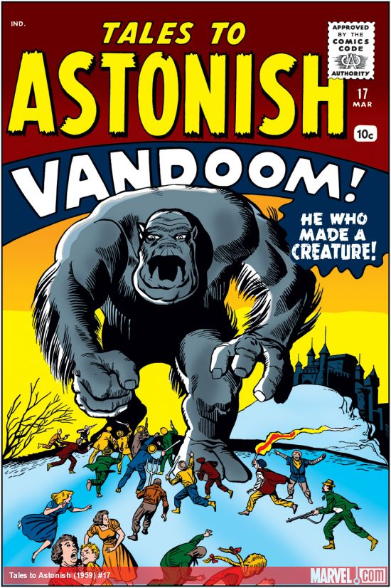 Tales to Astonish (1959) #17