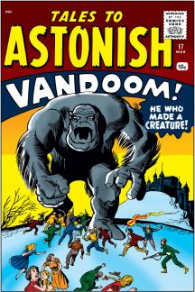 Tales to Astonish #17