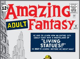 Amazing Adult Fantasy (1961) #12 Cover
