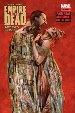 George Romero's Empire of the Dead: Act Two #4