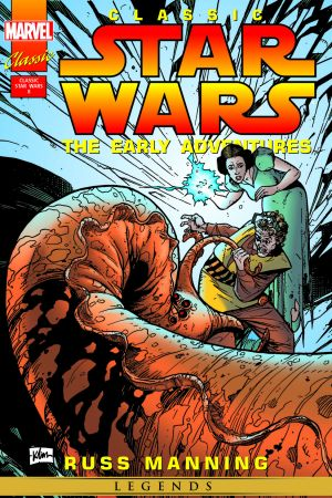 Classic Star Wars: The Early Adventures #8