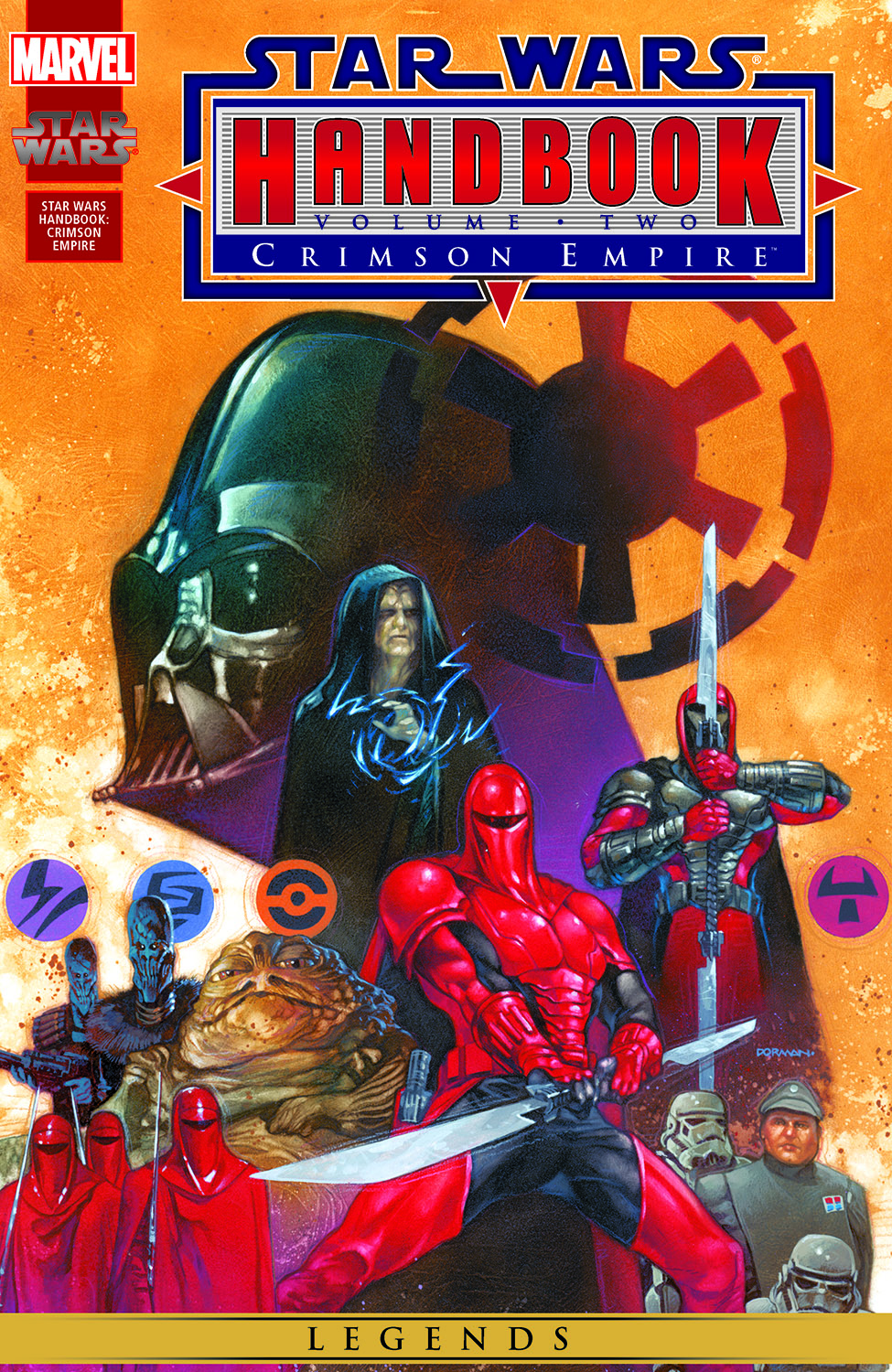 Star Wars Handbook 2: Crimson Empire (1998) #2