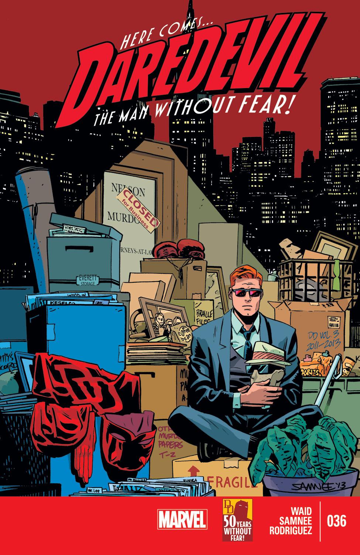 Daredevil (2011) #36