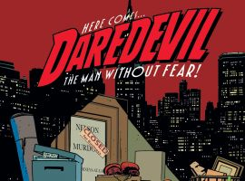 Daredevil (2011) #36 Cover
