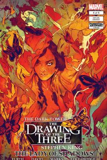 Dark Tower: The Drawing of the Three - Lady of Shadows (2015) #4