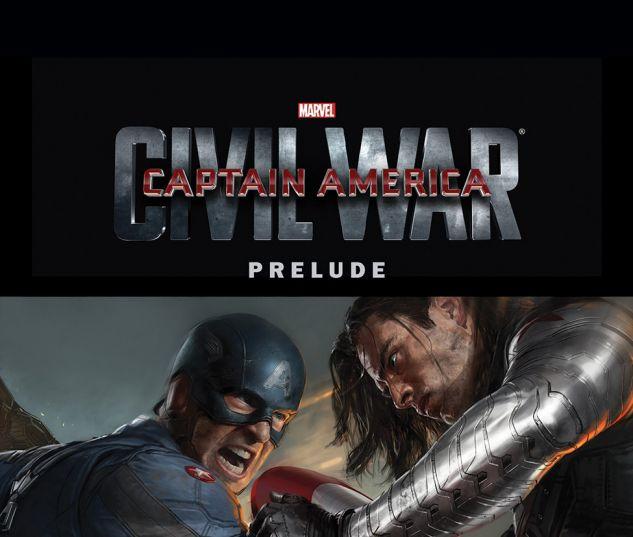 Marvel's Captain America: Civil War Prelude (2015) #4