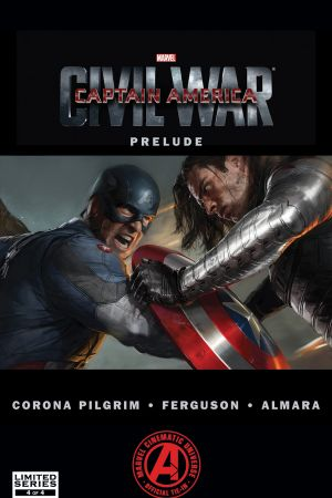 Marvel's Captain America: Civil War Prelude #4