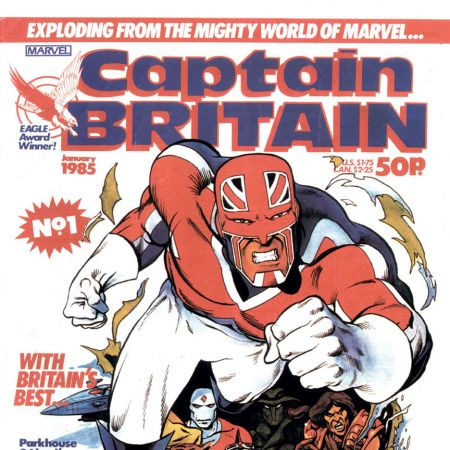 Captain Britain (1985 - 1986)