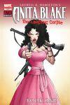 ANITA BLAKE, VAMPIRE HUNTER: THE LAUGHING CORPSE (2008) #1 Cover