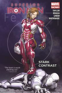Superior Iron Man Vol. 2: Stark Contrast (Trade Paperback)