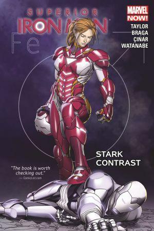 Superior Iron Man Vol. 2: Stark Contrast (Trade Paperback)
