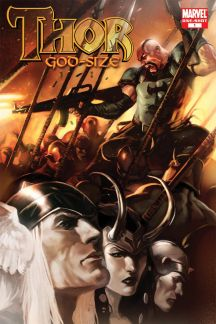 Thor God-Size Special (2008) #1