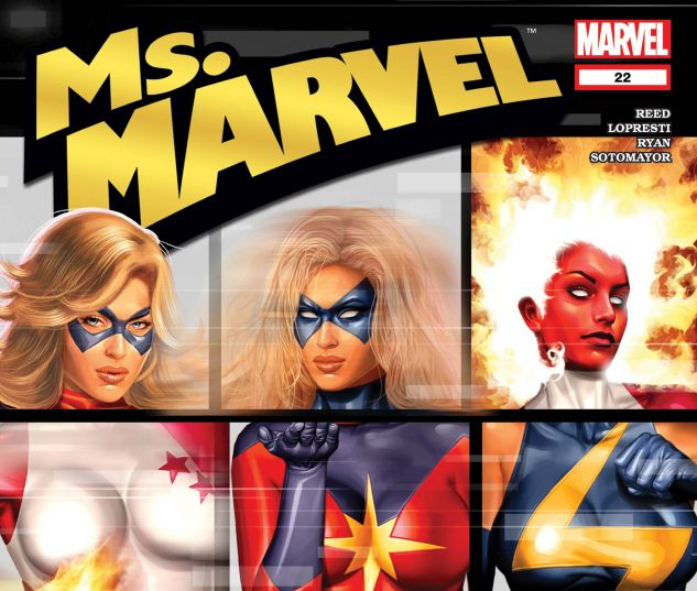 Ms. Marvel (2006) #22