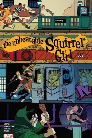 The Unbeatable Squirrel Girl #9