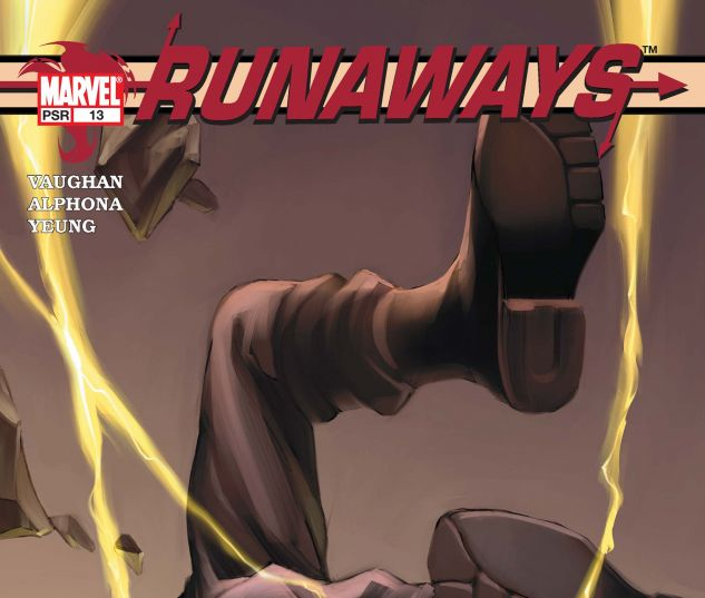 Runaways (2003) #13
