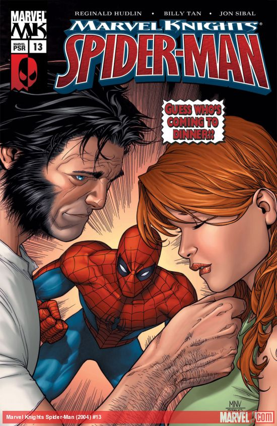 Marvel Knights Spider-Man (2004) #13