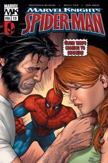 Marvel Knights Spider-Man #13