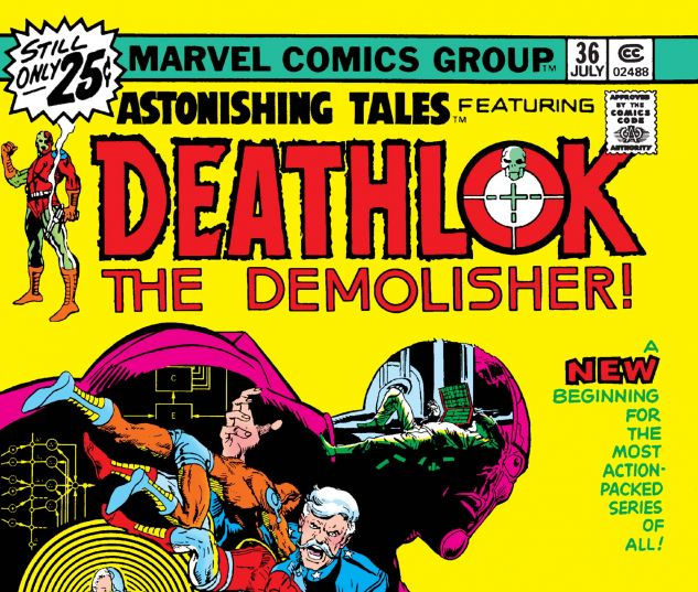 Astonishing Tales (1970) #36
