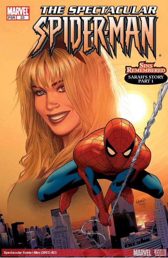 Spectacular Spider-Man (2003) #23