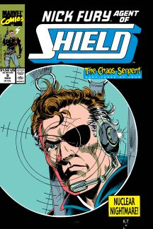 Nick Fury, Agent of S.H.I.E.L.D. (1989) #9
