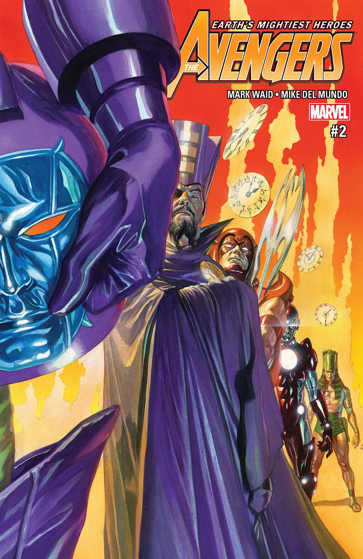 Avengers (2016) #2