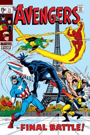 Avengers (1963) #71
