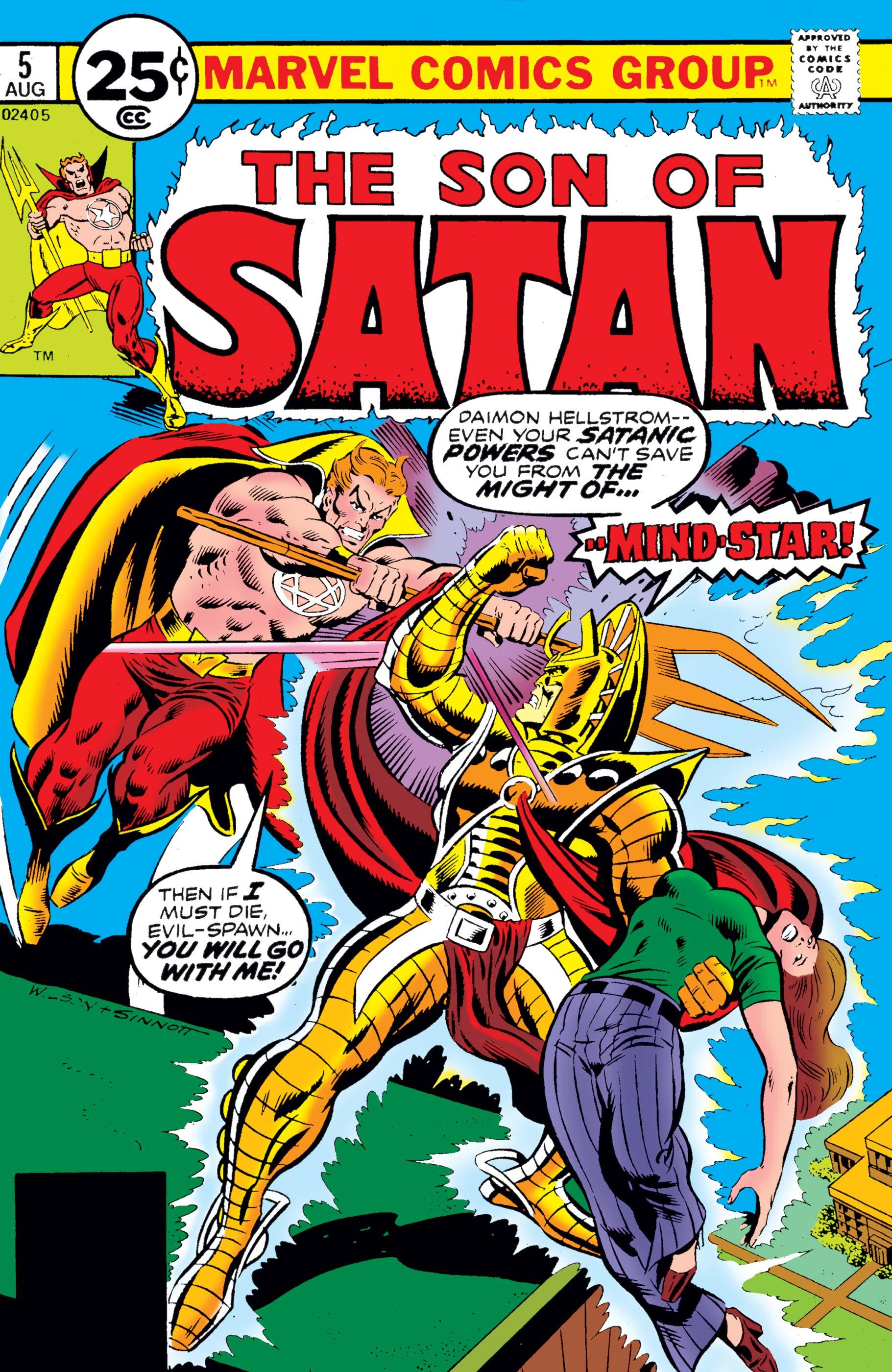 Son of Satan (1975) #5