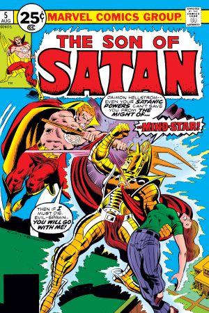 Son of Satan #5