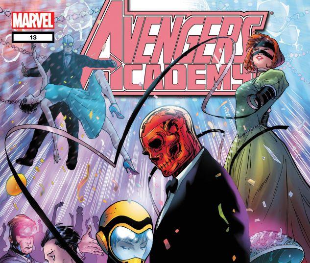 Avengers Academy (2010) #13