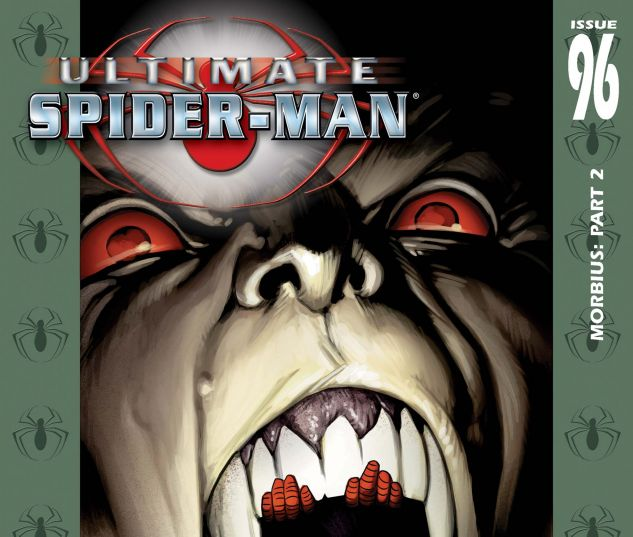 ULTIMATE SPIDER-MAN (2000) #96