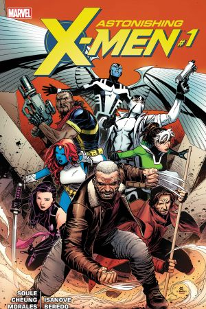 Astonishing X-Men (2017) #1